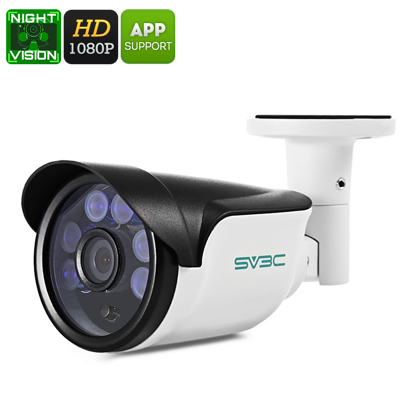 Wholesale 1080p HD Outdoor PoE Security Camera (IP66 Waterproof, Motion Detection, Night Vision, Mobile Phone View)