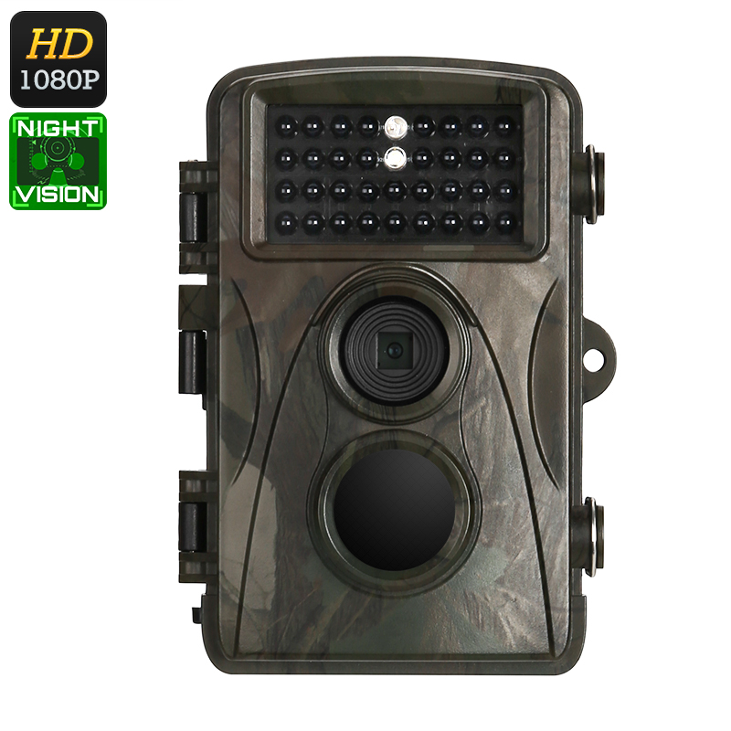 Wholesale Full HD 1080p Trail Camera (8 Months Standby, IP56 Waterproof, Night Vision, Motion Detection)