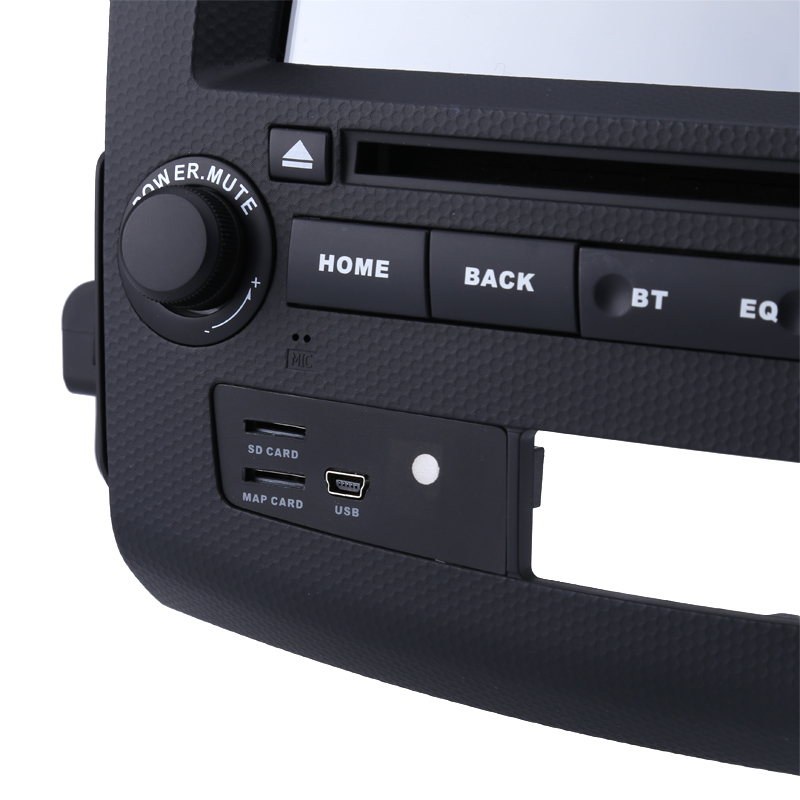 8 Inch HD 2 DIN Android Car DVD Player for Mitsubishi Outlander (GPS