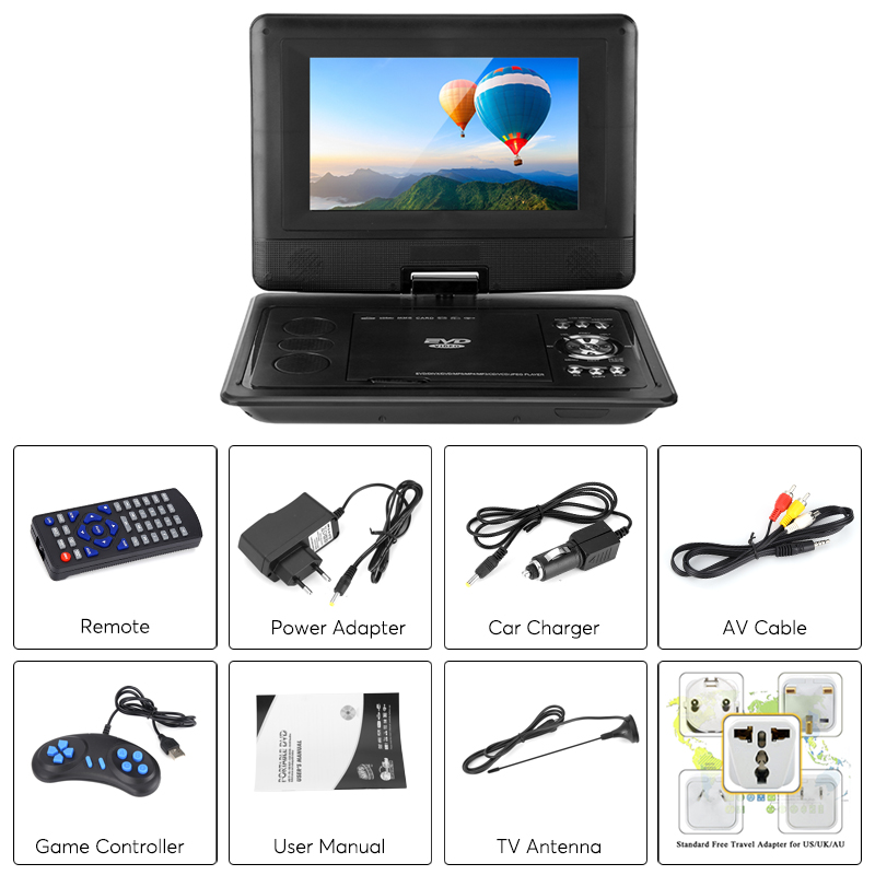 images/buy-wholesale-electronics/9-Inch-Portable-DVD-Player-Universal-Disc-Support-FM-Radio-Analog-TV-E-Book-Function-Game-Play-270-Degree-Screen-Rotation-plusbuyer_9.jpg