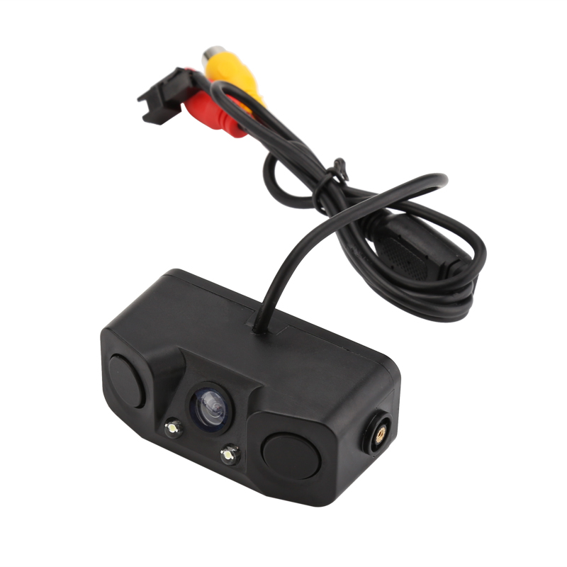 Wholesale Nightvision Waterproof Car Rearview Camera (1/3-Inch CMOS, 170-Degree Wide-Angle, Distance Alarm)