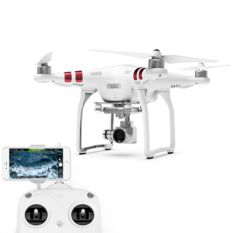 Wholesale DJI Phantom P3 Drone (2K Camera, 12MP, 720P Real-Time View, GPS)