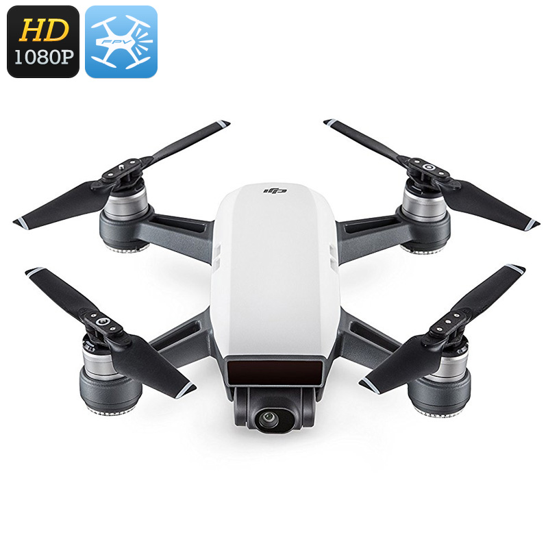 Wholesale DJI Spark Mini Drone with 1080p 12MP CMOS Camera (3D Sensor, 50Km/h, FPV, WiFi, Gesture, Auto Take-Off And Landing)