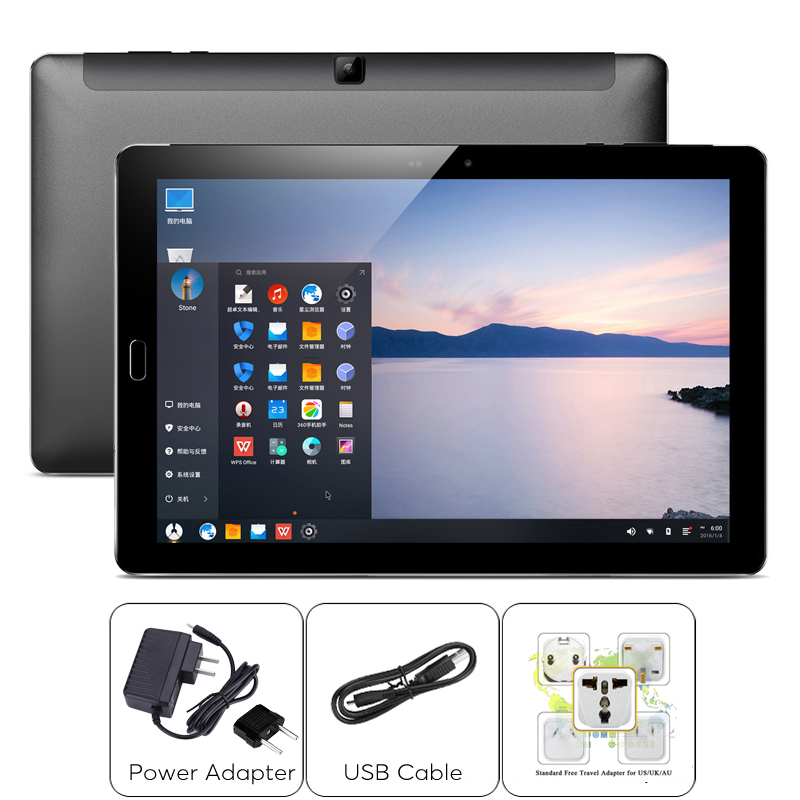 Onda V10 Pro Dual-OS 2K Tablet PC (Quad-Core CPU, 2GB RAM, 6600mAh, Dual-Band WiFi, 32GB)