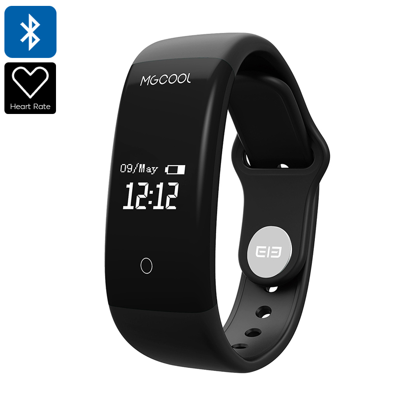 Wholesale Elephone ELE MGCOOL Band 2 - Waterproof, HRM, Pedometer, Calorie Counter, Sleep Monitor, Call Reminder, 0.66-Inch Display
