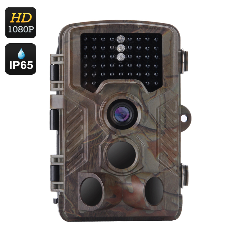 Wholesale Full HD 1080P Hunting Game Camera (1/3 Inch CMOS, 16 Month Standby, 20M PIR, 2.5 Inch, IP65 Waterproof)