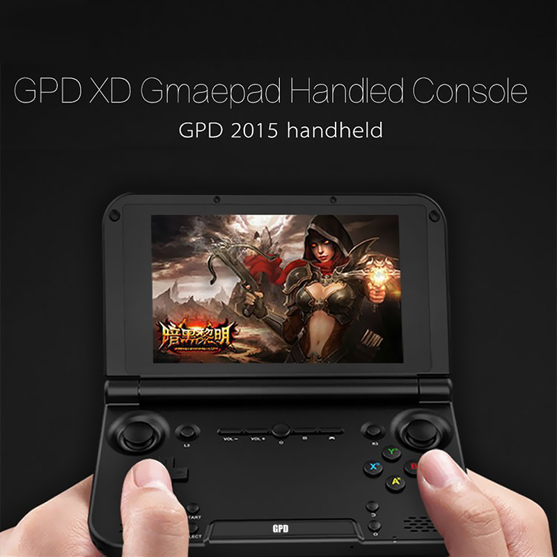 Portable Exhibition Games : Gpd xd inch hd android portable game console d