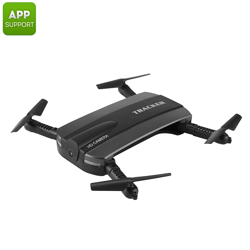 Wholesale Golden Star JXD 523 Foldable Mini Drone (Camera, 480p Video, WiFi iPhone/Android Control, FPV, 40M Range)