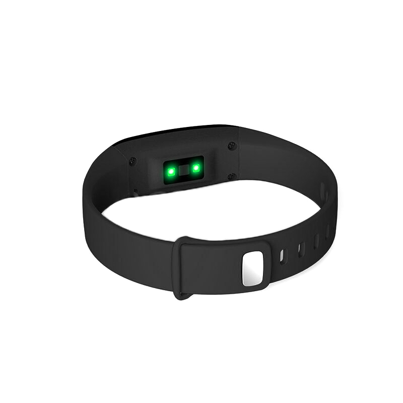 Ordro S11 IP67 Waterproof Smart Sports Bracelet (Bluetooth 4.0, Pedometer, Heart Rate Monitor, Black)