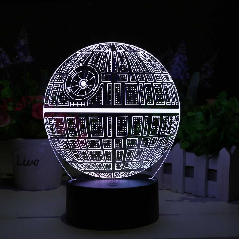 images/buy-wholesale-electronics/Star-Wars-Death-Star-3D-LED-Lamp-Holographic-Lamp-2-Light-Modes-7-Colors-Powered-USB-or-AA-Battery-plusbuyer.jpg