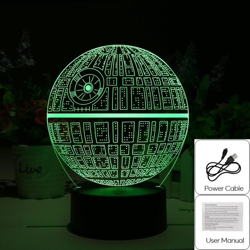 images/buy-wholesale-electronics/Star-Wars-Death-Star-3D-LED-Lamp-Holographic-Lamp-2-Light-Modes-7-Colors-Powered-USB-or-AA-Battery-plusbuyer_8.jpg
