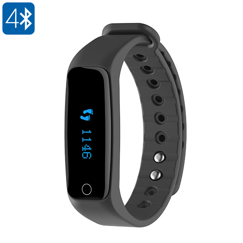 Wholesale Teclast H30 Heart Rate Monitor (Calorie Counter, Pedometer, Call And Message Reminder, Weatherproof, OLED Display)