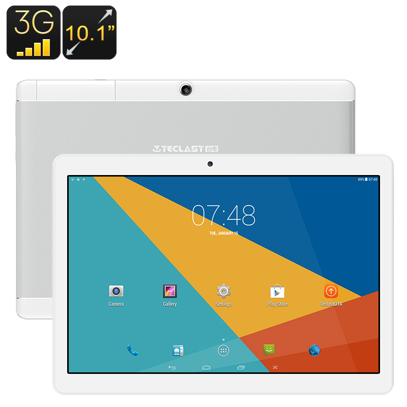 Wholesale Teclast X10 10.1 Inch HD IPS 3G Android Tablet Phone (OTG, Quad-