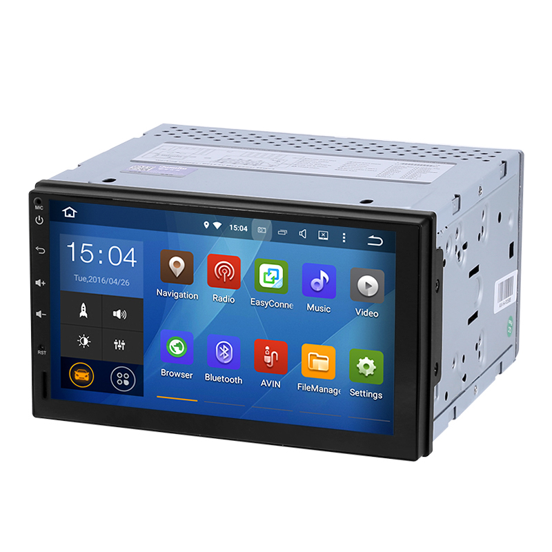 7 Inch 2 DIN Android Car Media Player for Nissan (GPS