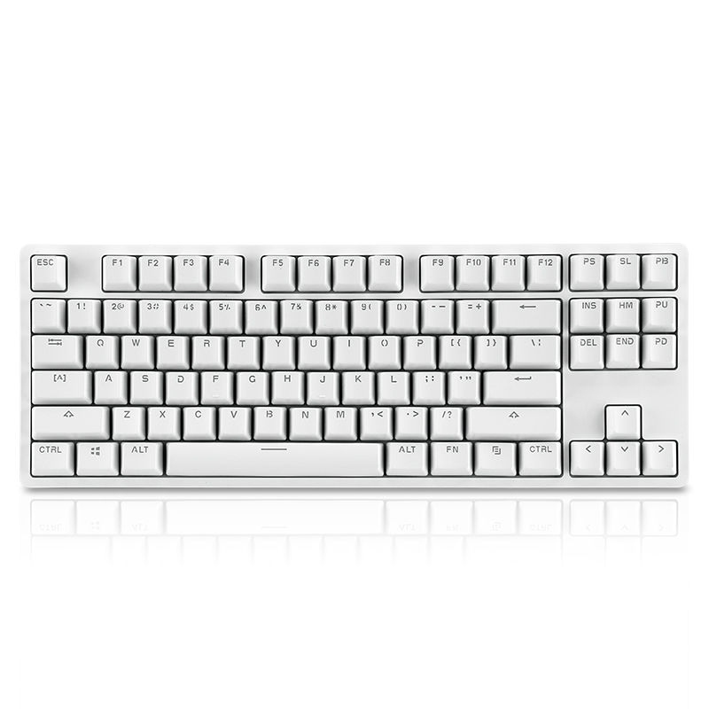 Wholesale Xiaomi Yuemi K01 Gaming Keyboard (TTC Red Switch, 6 LED Backlight, Adjustable Angle, 87 Keys, Aluminum Body)