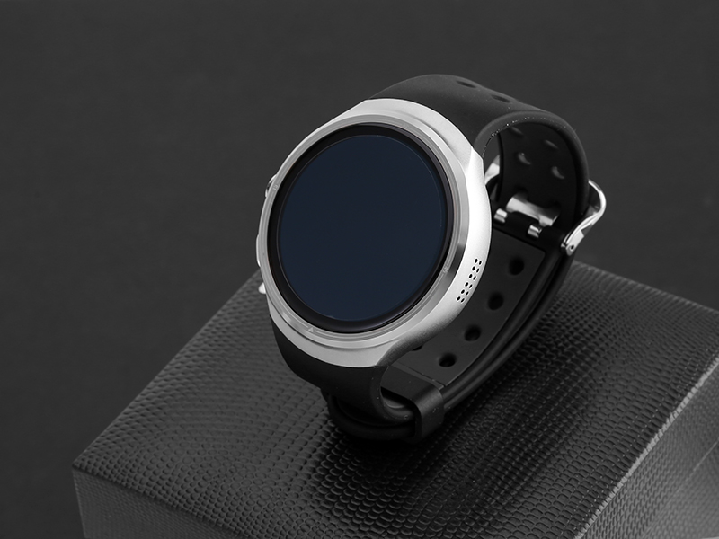 Z10 3G Smart Android Watch for iPhone / Android Phone (GPS, Bluetooth, Quad Core CPU, 16GB, Black)