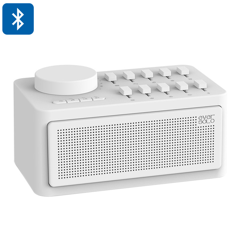 Wholesale Zidoo White Noise Generator for Sleep Aid (Bluetooth, AUX In)