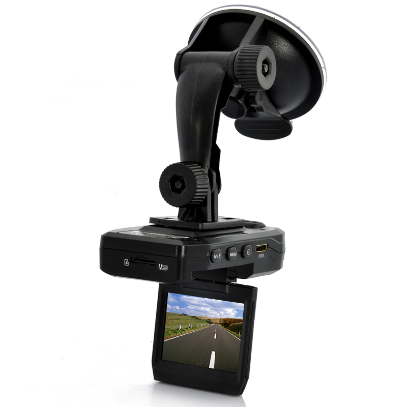 Wholesale Eagle - 2 Inch Screen Full HD Dash Cam (1080p, HDMI, Rotatable Wide Angle Lens)