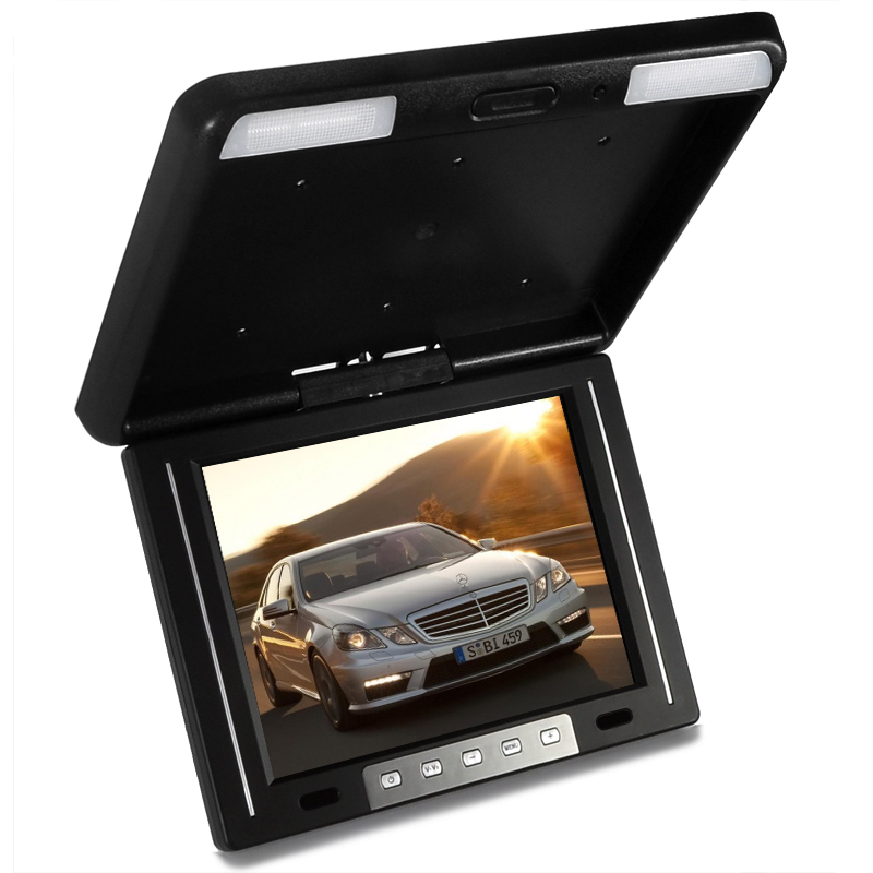 Wholesale 12.1 Inch Roof Mounted Car Monitor (Rotatable Screen, 800x600)