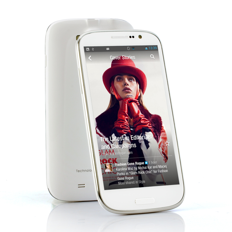 Wholesale ThL W8 - Quad Core Android 4.1 Phone (5 Inch IPS HD Screen, 1.2GHz CPU, 12MP Camera)