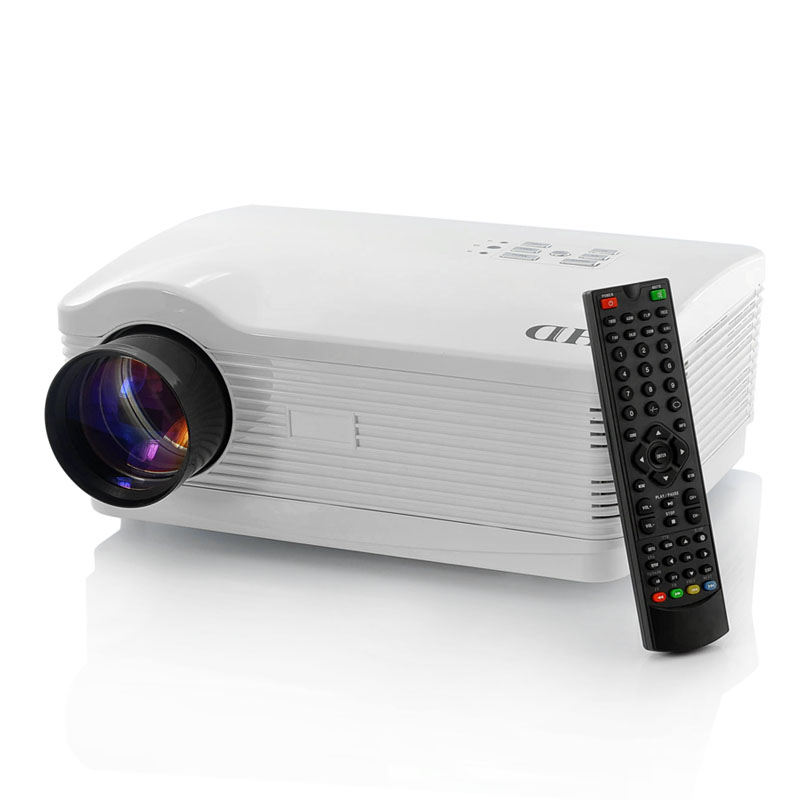 Hd dream hd led projector 3000 lumens 1280x768 2000 1 for Hd projector