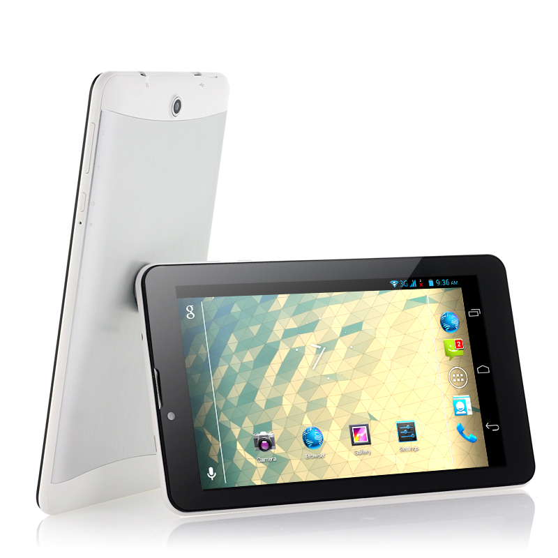 Wholesale Cubic - Budget 3G Android Phablet (7 Inch OGS Screen, Dual SIM, 1.2GHz Dual Core, 3150mAh)