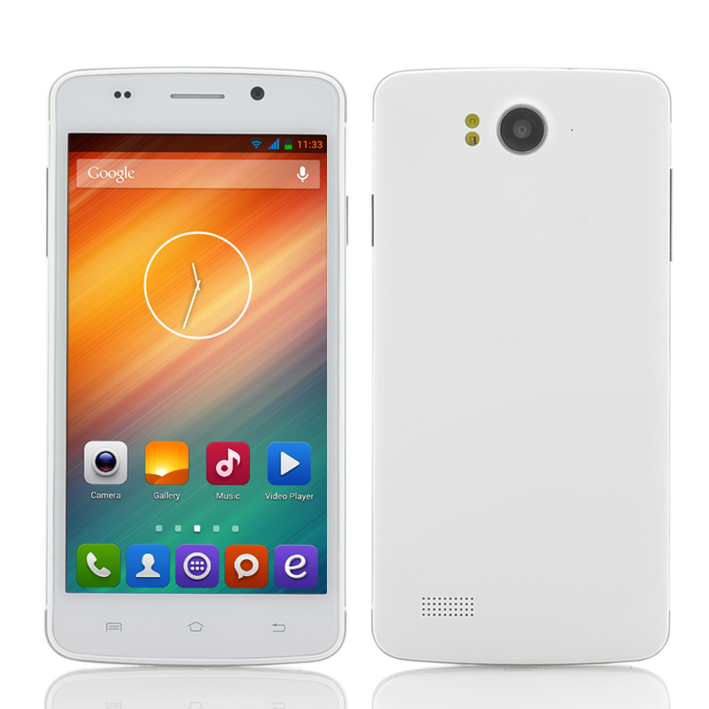Wholesale Octocon - 5 Inch True Octa-Core Android Phone (1.7GHz MT6592 CPU, 16GB, White)