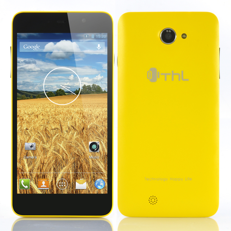 Wholesale ThL W200S 5 Inch True Octa-Core Android 4.2 Phone (MT6592 1.7GHz