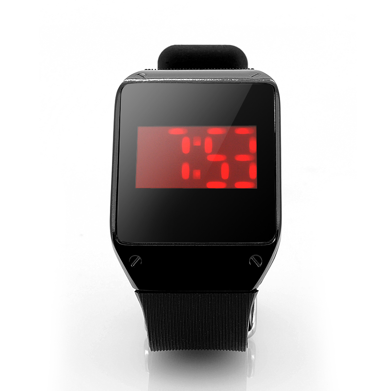 Wholesale Touch Screen Wrist Watch (One Key Touch Control, 28 Red LEDs)