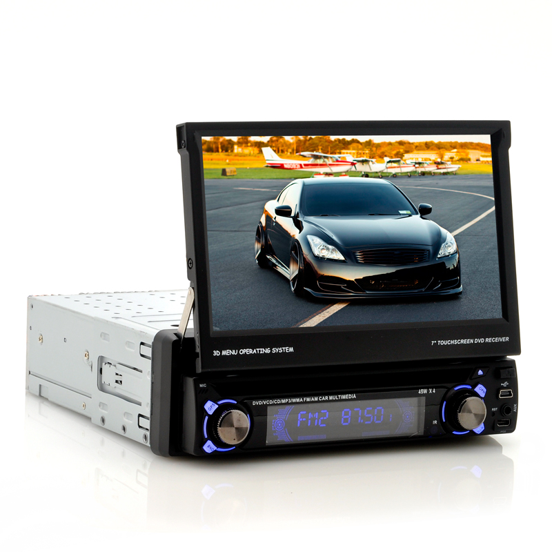 Wholesale Road Veles - 7 Inch 1 DIN Android 4.0 Car DVD Player (GPS, DVB-T