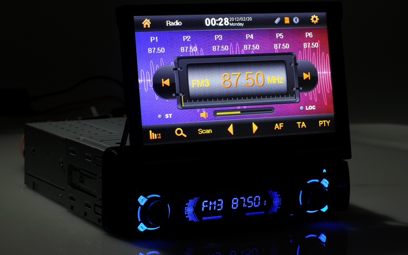 Din Car Dvd Player Android