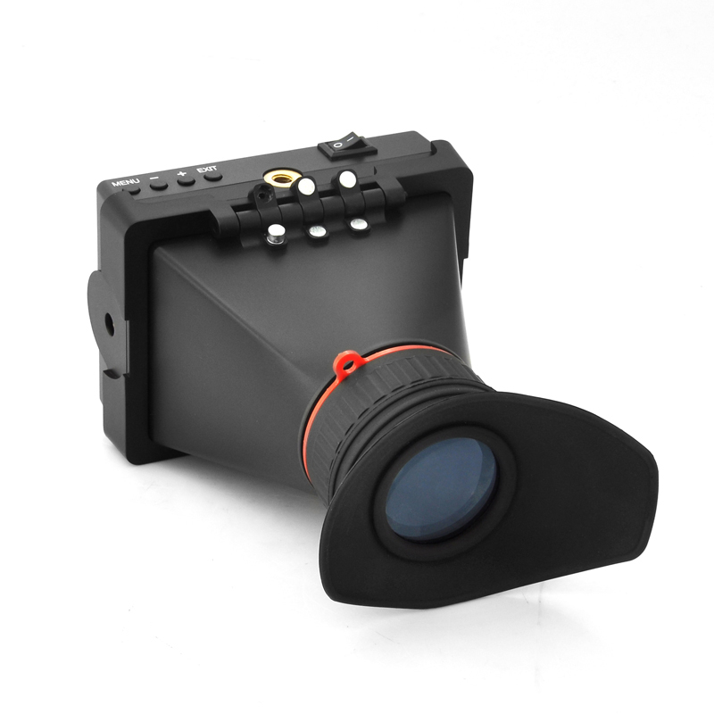 Wholesale Geographic - 3.5 Inch Electronic Viewfinder for DSLR/HDV Camera (HDMI, 800x480, 800:1)