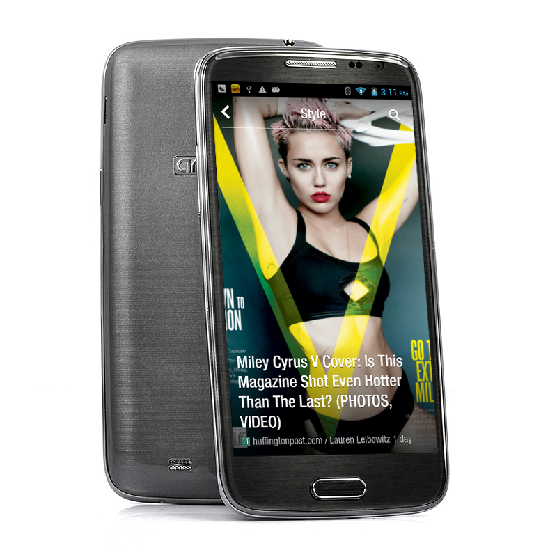 Wholesale Visionary - HD Quad Core 3G Android 4.2 Phone - Black (5 Inch IPS, 1280x720p, 320ppi, 8MP Rear Camera)