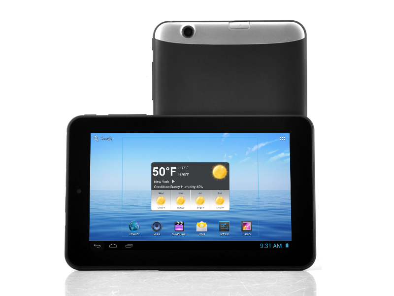 """8"""" Nextbook Dual Core Tablet with 8GB Memory"""