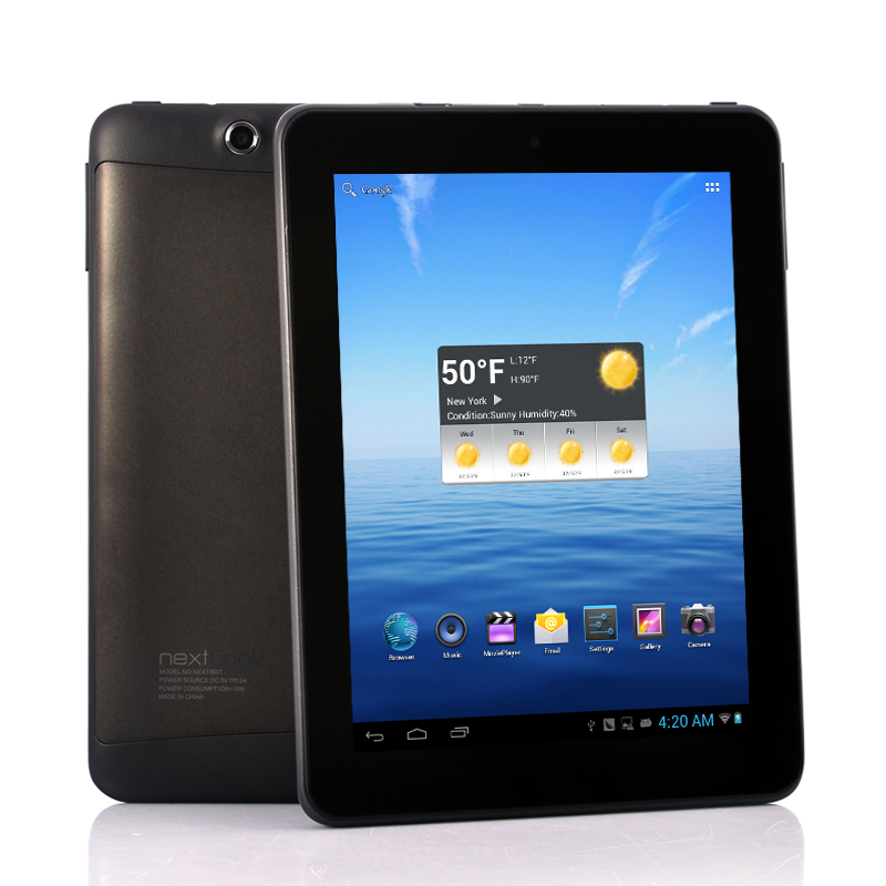 Wholesale Nextbook Trendy 8 - 8 Inch Android 4.1 Tablet PC (1.5GHz Dual Core, 1GB RAM, Bluetooth, 8GB Memory)