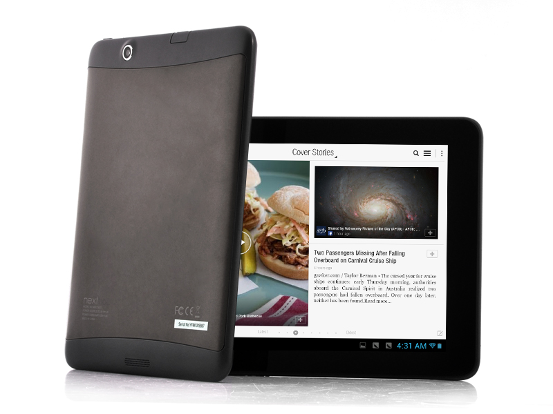 Nextbook Trendy 8 - 8 Inch Android 4.1 Tablet PC (1.5GHz Dual Core