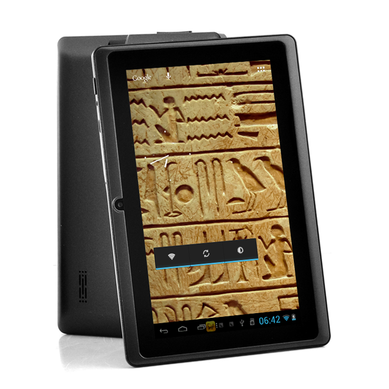 Wholesale Osiris - 7 Inch Android 4.1 Tablet - Black (1GHz CPU, WiFi, Front Camera, 4GB)