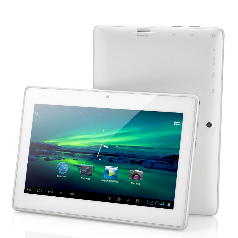 Wholesale Aura - 7 Inch Android Tablet PC (1GHz CPU, 512MB RAM, 4GB)