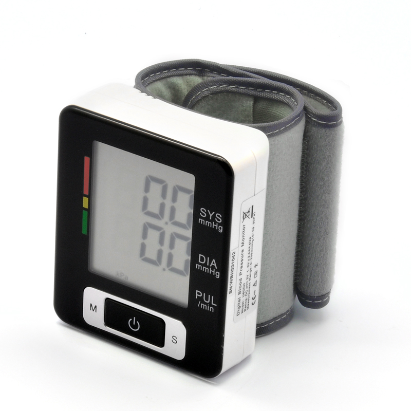 Wholesale Automatic Wrist Blood Pressure Monitor (Irregular Heartbeat Dete