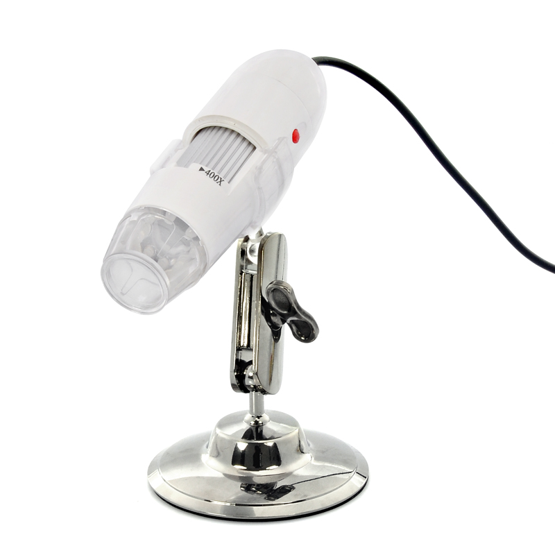 Wholesale Digital Microscope Camera (Video OUT, 400x Zooming, 8 LEDs)
