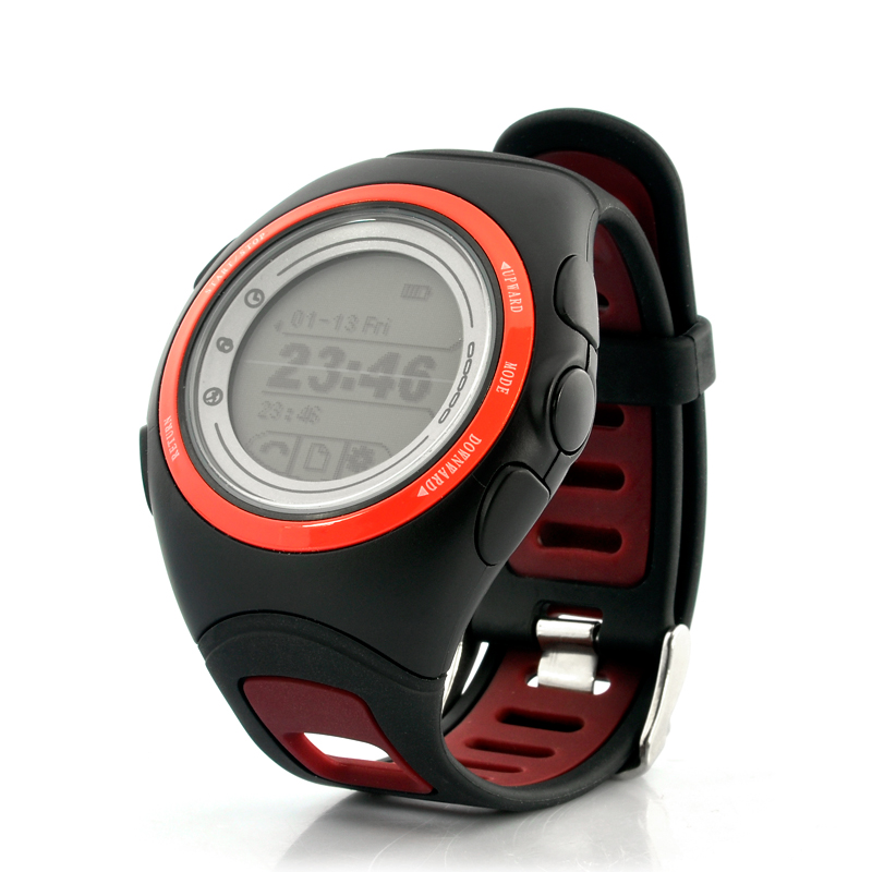 Wholesale Sports Watch with Heart Rate Monitor (Bluetooth, Incoming Calls Vibration Alert)