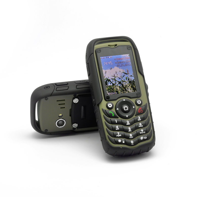 Rugged Design Dual Sim Mobile Phone