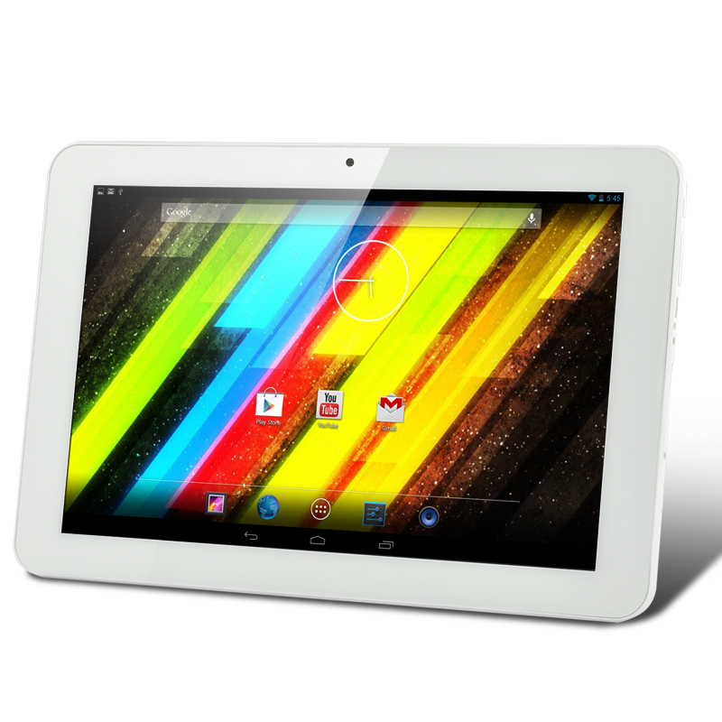 Wholesale 10.1 Inch HD Android 4.2 Tablet (1280x800, Dual Core 1.2GHz CPU, 1GB RAM, 6000mAh)