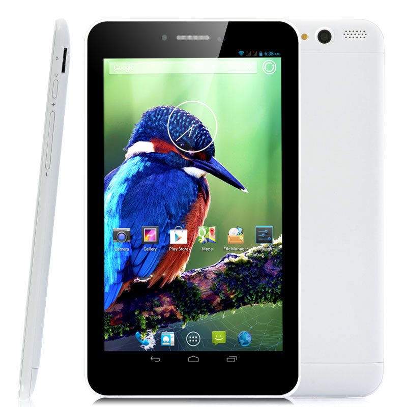 Wholesale Dual SIM 3G Android 4.2 Tablet with 7 Inch Screen, Dual Core 1.3