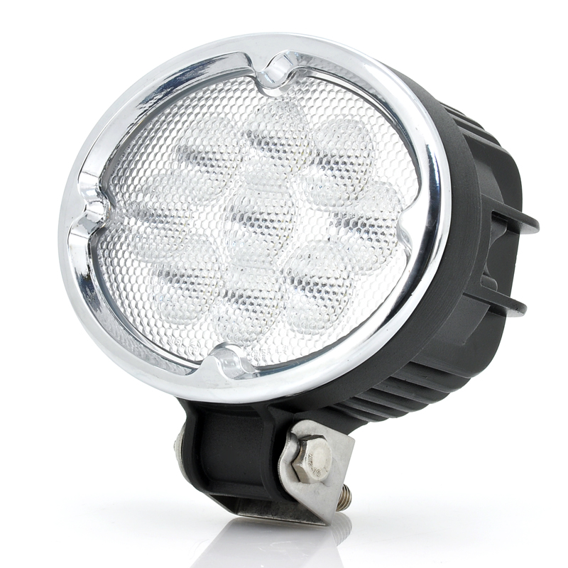 Wholesale Waterproof Cree LED Work Light For Vehicle, Engineering, Farming (27W, 1900 Lumens, White)