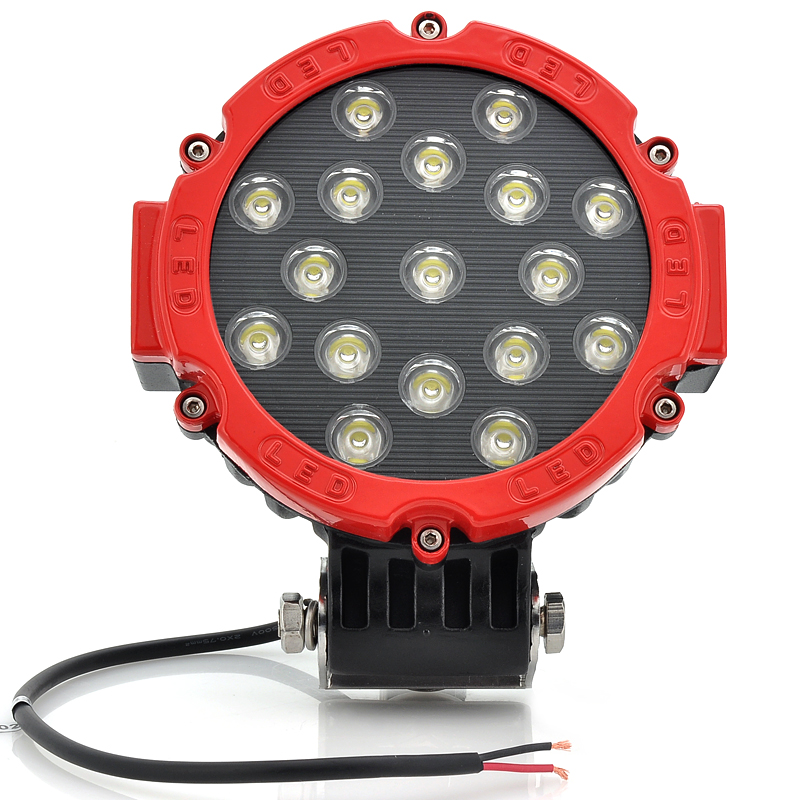 Wholesale Epistar LED Work Light For Indoor + Outdoor Use (2200 Lumens, 51W, White)