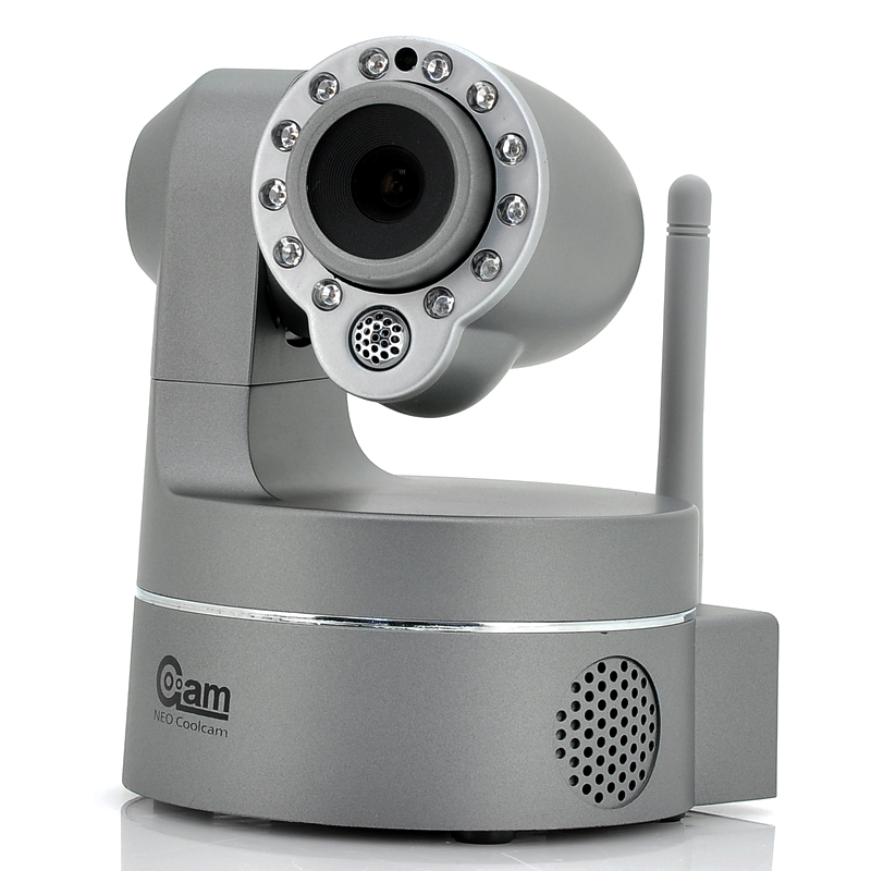 Wholesale NEO Coolcam NIP-09 Two Way Audio IP Camera (1/5 Inch CMOS, 1280x720, H.264, IR-Cut)
