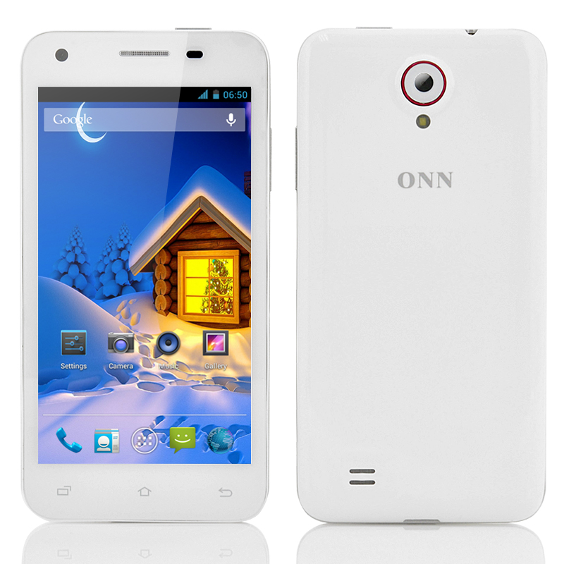 Wholesale ONN K7 4.5 Inch Android Smartphone (MT6572W Dual Core 1.3GHz CPU, QHD IPS Screen, 4GB ROM)