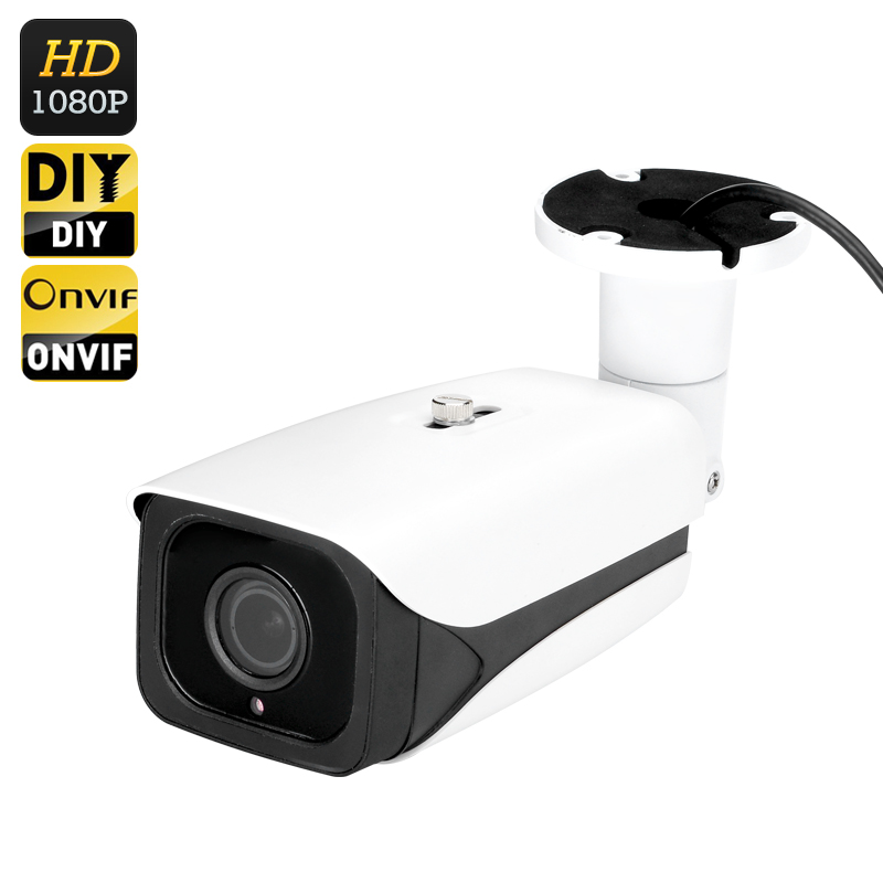 Wholesale 1/2.8 Inch CMOS Full HD IP Camera (1080P, IR Night Vision, Mobile Phone View)