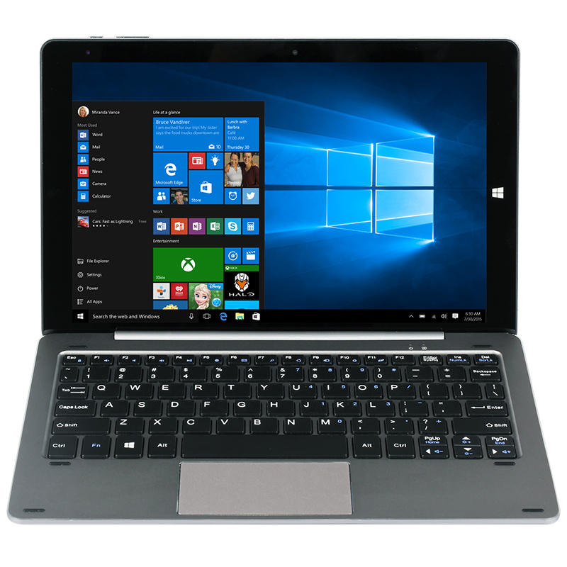 Wholesale 10.1 Inch Keyboard with Magnetic Docking for CHUWI HiBook Tablet PC
